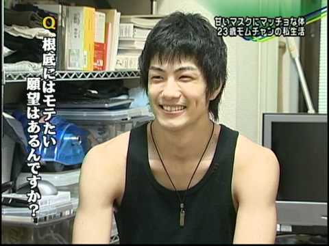 日式健身房 Japanese men How to Become Muscle Body?