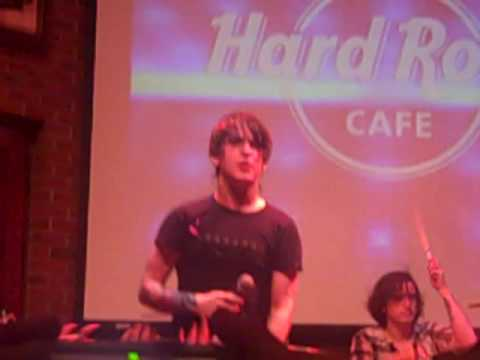 Framing Hanley - You Stupid Girl Live video