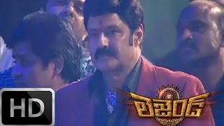 Nee Kanti Chupulloki Song Performance - Legend Audio Launch - Balayya DSP Boyapati