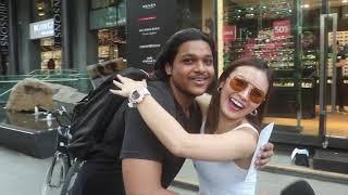 #Singapore  #YoutubeChallenge  WILL SINGAPOREANS HUG ME OR SLAP ME?  (feat Sohail)