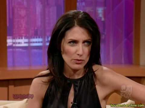 Lisa Edelstein on Wendy Williams
