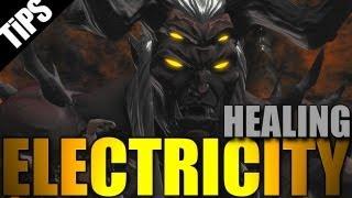 electricity healing tips loadout t5 trigon 39 s prison dc universe