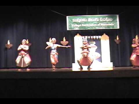 Short Thillana - Diwali 2007 - Minnesota video