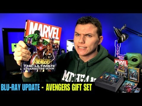 Blu-ray Movie Update: The Avengers Box Set Super Cheap! video