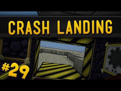 Minecraft Crash Landing - Part 29 - Power Up!