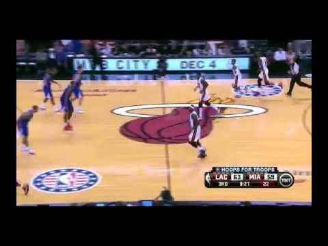 Clippers vs Heat 11/20