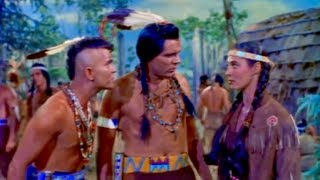 Mohawk (Western Movie, Romance, Full Length, English, Scott Brady, HD) free western movies