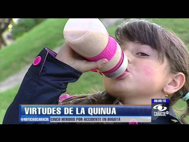 ¿Conoce usted la quinua y sus propiedades? - 10 de abril de 2013