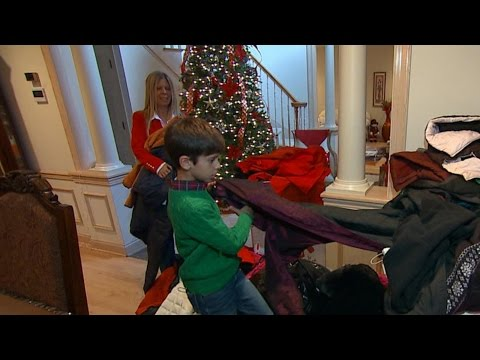 Meet the 9-Year-Old Coat Drive Prodigy