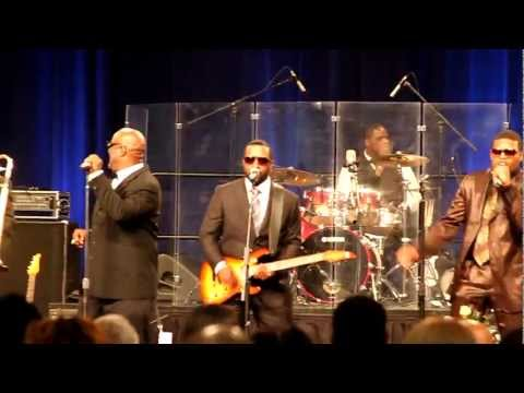 Chuck Brown's Band with D.Floyd and Frank Sirius
