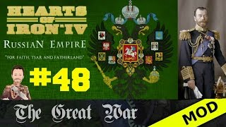 Hearts of Iron 4 - Great War Mod - Russian Empire - Episode 48