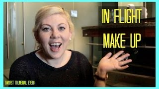 Flying Makeup | Sprinkle of Glitter