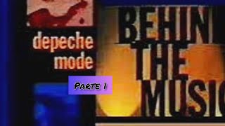 DEPECHE MODE - BEHIND THE MUSIC - MTV En  ESPAÑOL (720p HD)  Parte 1