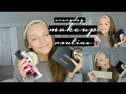 CHIT CHAT GRWM: EVERYDAY MAKEUP ROUTINE