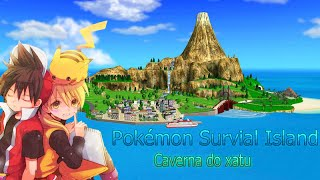 Pokémon Survival Island Part: 1 - Caverna do Xatu