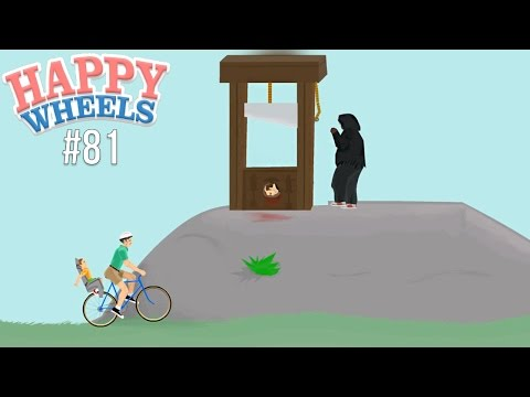 Happy Wheels Part 81 - WHAT IS HAPPENING