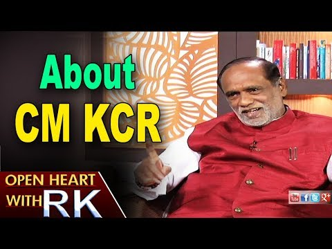 TS BJP President Dr K Laxman Talks About CM KCR | Open Heart With RK | ABN Telugu
