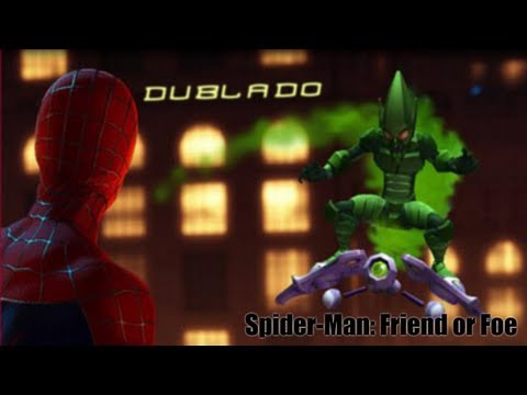 Spider-Man: Friend or Foe INTRO - Dublado PT-BR