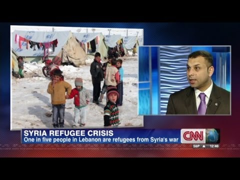 UN refugee agency renews Syria appeal