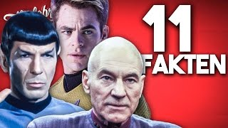 STAR TREK: 11 interessante Fakten zu RAUMSCHIFF ENTERPRISE & Co.
