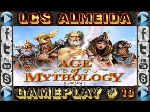 Age of Mythology Parte 19 - Cuidado com o primeiro degrau