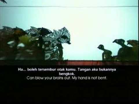 Wayang Kulit- Said Ore Gedebe (part 2) Salampantaitimur video