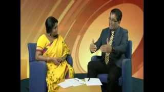 Shaila Thiru. Part 2. GTV counselling interview on 29.3.15.