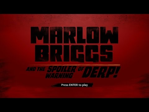 Marlow Briggs EP2: Marlow Briggs and the Oh God THE SPINNING