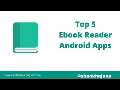 Top 5 Ebook Reader apps 2016
