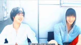 [ Death Note Drama 2015 - Making Of ] Kubota Masataka && Kento Yamazaki