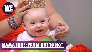 Life In The Shannon Household | Mama June: From Not to Hot | WE tv