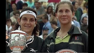 Monica Seles vs Arantxa Sanchez-Vicario 1998 RG Final Highlights