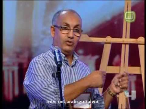 Arabs Got Talent - Ep4 - نور الدين بن واقص