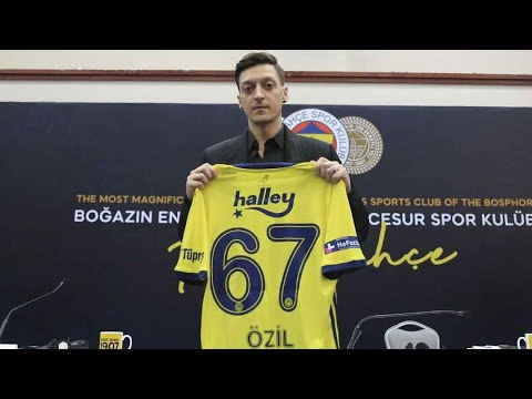 Mesut Özil -from a kid to a superstar ! ( arsenal fc )