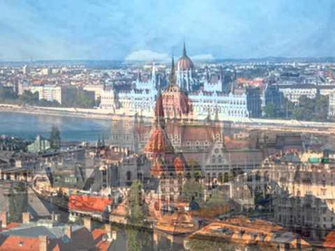 Budapest and nuclear power plant in Paks / Budapeszt i elektrownia atomowa w Paks