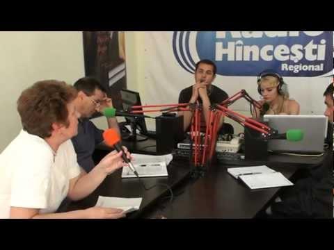 Curaj.TV - Emisiunea Dialog la postul Radio Hînceşti Regional (I-a parte)