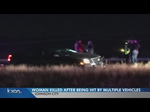 Deadly Auto Pedestrian Crash in Blanco County