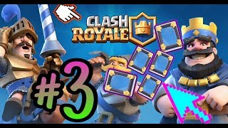 [Clash Royal]-challenge accepted ПРОШЁЛ ИСПЫТАНИЕ