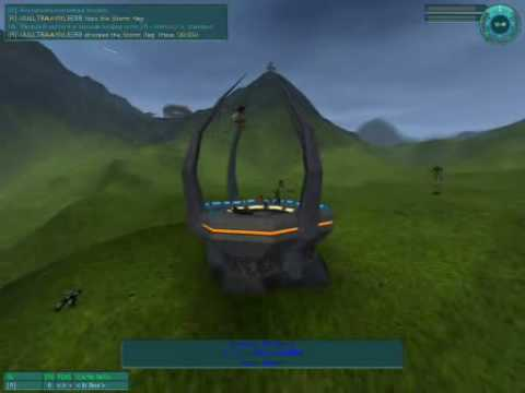 Tribes 2 Classic |R| vs -IA- on Surreal