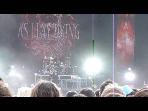 As I Lay Dying - Vacancy - Live At Rock Am Ring 2010 - HD