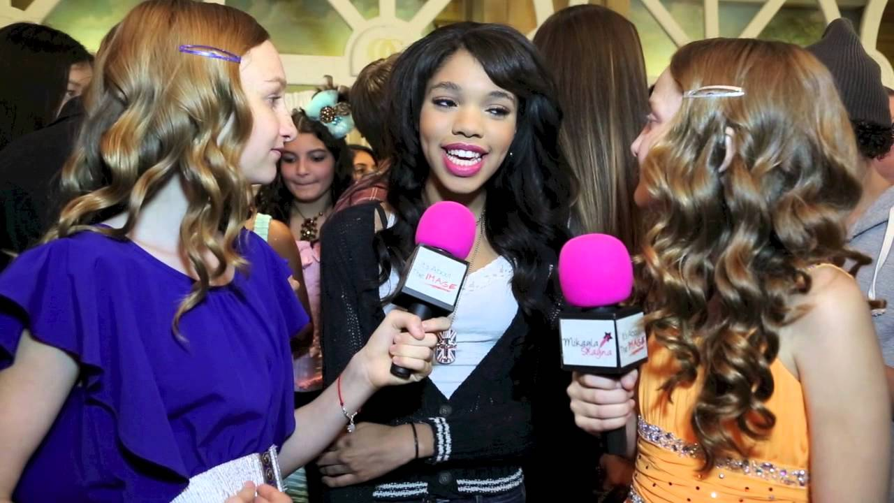 tbs star of are we there yet teala dunn interview at the