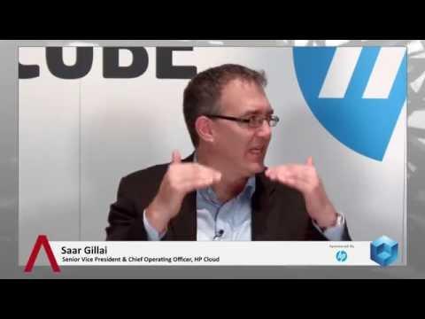 Saar Gillai - HP Discover Las Vegas 2014 - theCUBE
