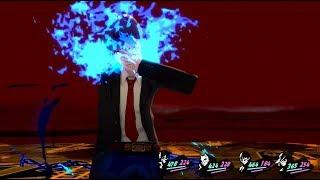 [Persona 5] Adachi Boss Battle