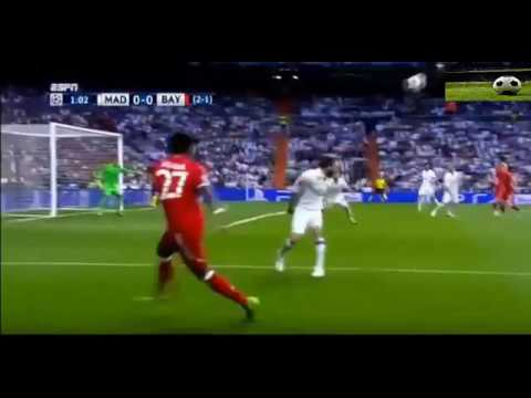 REAL MADRID VS BAYERN MUNICH  4-2 GOLES y RESUMEN COMPLETO CHAMPIONS 2017(All Goals & Highlights) thumbnail