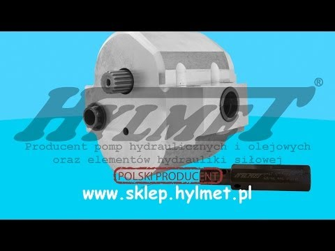 URSUS C 360 montaż pompy hydraulicznej HYLMET
