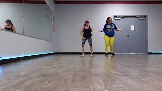 Writings on the Wall - French Montana ft Post Malone and Cardi B Dance Fitness
