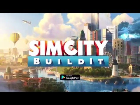 SimCity BuildIt APK Cover