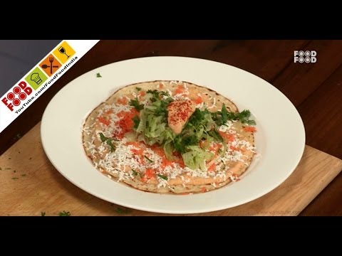 Veg Shawarma | Food Food India - Fat To Fit | Healthy Recipes