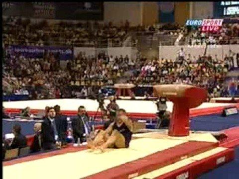 gymnastic falls
