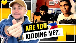 CarlMalone Montecido - Make it with you | IT'S PERFECT! | HONEST REACTION
